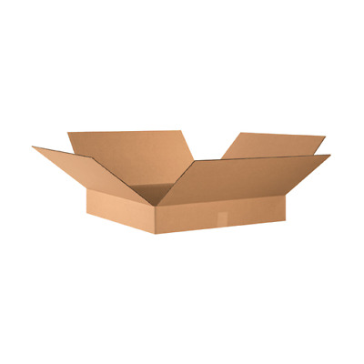 24x24x4 SHIPPING BOXES - 20 or 40 pack - Packing Mailing Moving Storage