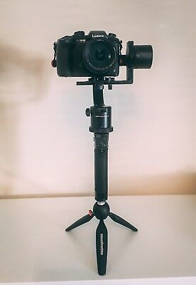 PILOTFLY H2 Gimbal with Pistol & Two-Handed Grip (Complete Package)