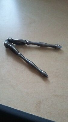 An  Old Used Collecters Nut Cracker