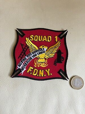FDNY Patches