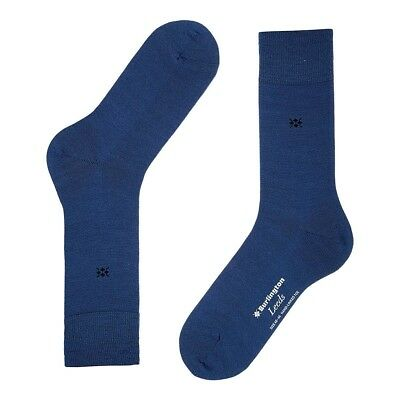 Burlington Leeds Socken Blau (40-46)