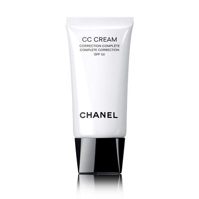 Chanel  CC Cream Complete Correction SPF50 [B10] 30ml ** New SEAL + FREE GIFT