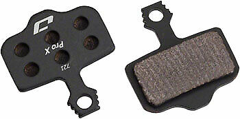 New Jagwire Mountain Pro Extreme Sintered Disc Brake Pads-Avid Elixir R CR Mag 1