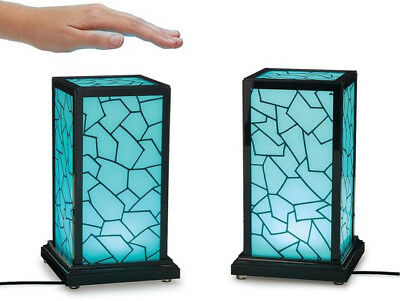2 Friendship Lamps BRAND NEW from Uncommon Goods smart colorful Table Lamp WIFI