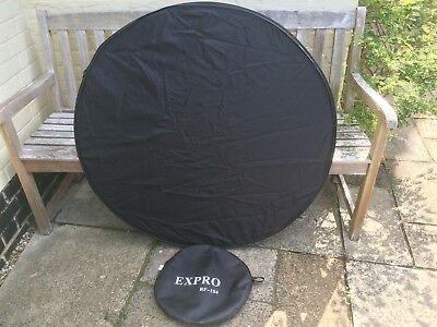 Ex-Pro 42 inch 110cm Photographic 5 in 1 Light Reflector