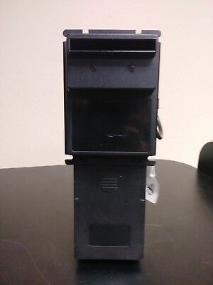 ICT A6-25SCP-USD4 A6 Series Single Bill Validator/Acceptor w/Cashbox/Chassis Set