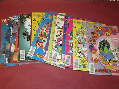Dc Comics  Lot 21 # Looney Tunes Bugs Bunny Daffy Duck  Neuf