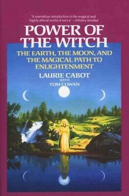 Power of the Witch, Paperback by Cabot, Laurie; Cowan, Tom, ISBN 0385301898, ...