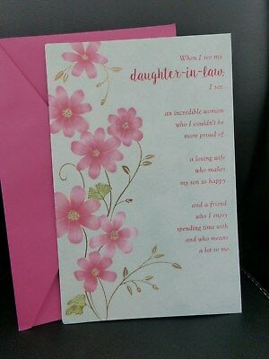 American Greetings Happy Birthday Card Daughter Gorgeous Flowers On