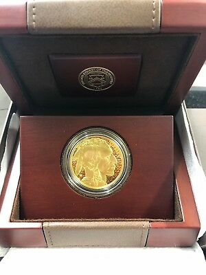 2016 W American Gold Buffalo Proof (1 oz) $50  With Original Box