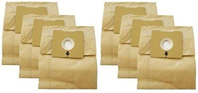 OEM Bissell Type 2138425 Vacuum Bags 4122 Zing Canister Vac 6 pack