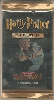 Harry Potter: Adventures at Hogwarts 3 packs (different artwork cover)