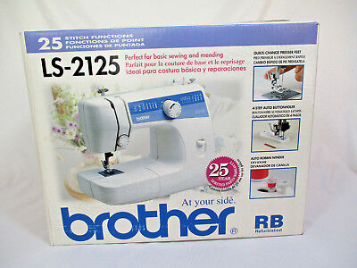BROTHER LS40I MECHANICAL Sewing Machine 4040 PicClick Enchanting How To Thread A Brother Ls2125 Sewing Machine