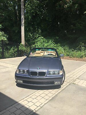 1999 BMW 3-Series Convertible with Hardtop 1999 BMW 328i Convertible
