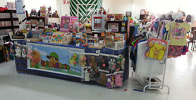 Childrens Clothing and Toy Market Stall with Website