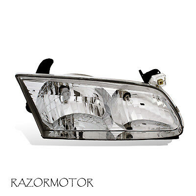 2000 2001 Replacement Penger Side Headlight Lamp For Toyota Camry W Bulb