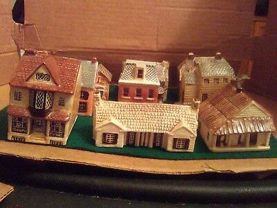 Vintage Charles Keller Houses Of Philadelphia Lot Of (20)