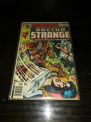 Doctor Strange #31 (Oct, 1978) Guest-Starring Namor Alan Weiss Cover
