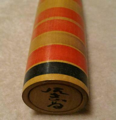 Kokeshi Japanese traditional craft cute rare popular vintage retro border F / S!