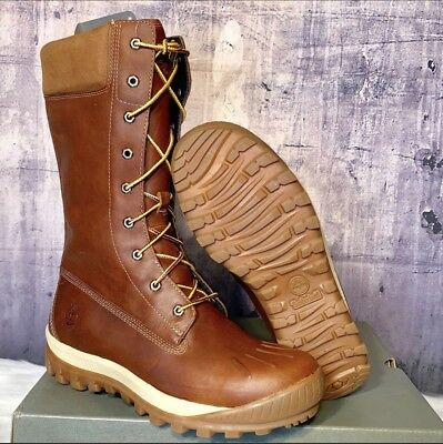 TIMBERLAND WOODHAVEN MID Boots Waterproof Women Boots Lace