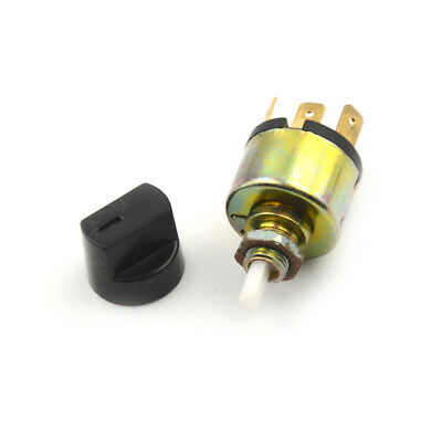 1Pcs Rotary 4 Position 3 Speeds/Way Selector Switch ATAU