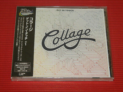 2018 COLLAGE Get In Touch with Bonus Track  JAPAN CD