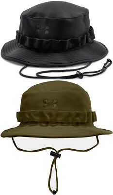f4e45a637c2 NWT Under Armour Men s Tactical Bucket Boonie Hat Golf Hiking Fishing