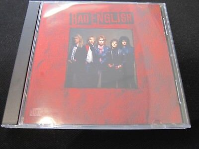Bad English - Self Titled - EXC - NEW CASE!!!!!