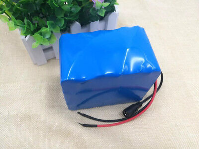 24V 10Ah li-ion lithium battery 10 Ah 25.2V 18650 electric bicycle scooter BMS