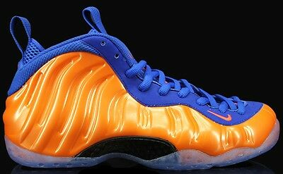 sports shoes f8780 016bd NIKE AIR FOAMPOSITE One New York Knicks Size 10. 314996 801 ...