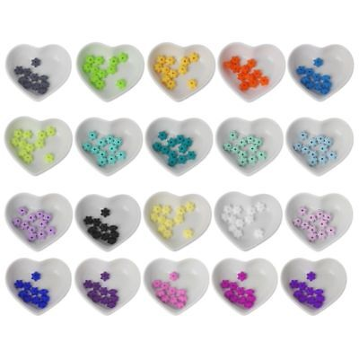 10Pcs Baby Teether Silicone Beads For Mom DIY Bracelets Necklaces Craft Jewelry