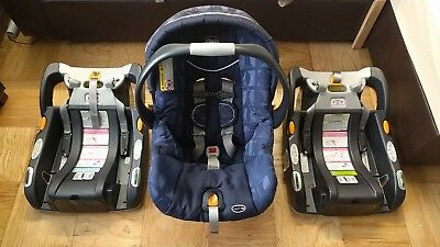 Chicco Keyfit 30 - Infant Car Seat with base Chicco Car Seat Base Set