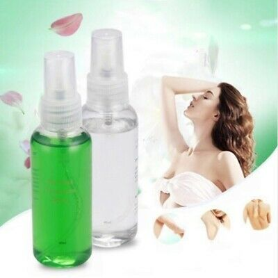 Body Hair Removal Remover Waxing Sprayer Pre & After Wax Treatment Spray Liquid