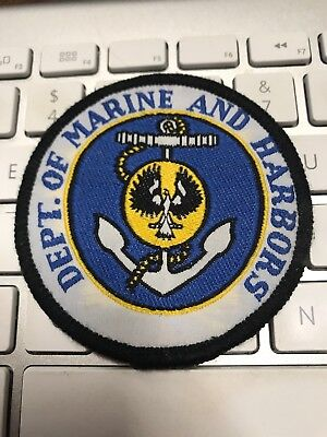South Australia Dept Of Marine And Harbors Obsolete Patch