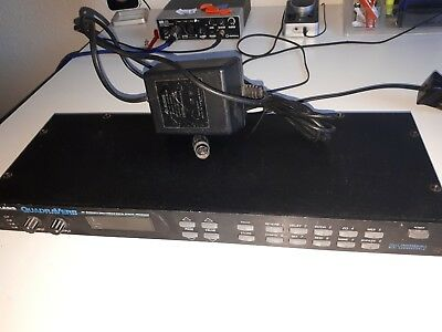 Alesis QuadraVerb Multieffektprozessor,Hall,Delay,Pitch etc.