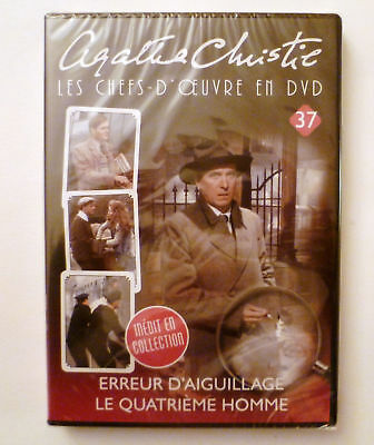 Agatha Christie Collection Chef D'oeuvre N°37 Dvd Neuf Sous Blister