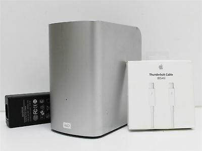 WD My Book Thunderbolt Duo External HDD Enclosure | No HDDs | Cable & PSU