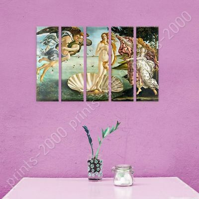 The Birth Of Venus by Sandro Botticelli | Poster or Wall Sticker Decal | Wall