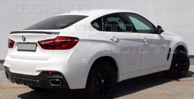 Bmw X6 F16 Front Spoiler M Performance New 99 00 Picclick Uk