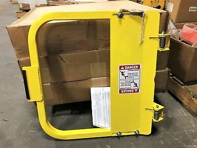 Ps Doors Ladder Safety Gate, Lsg-18-Pcy
