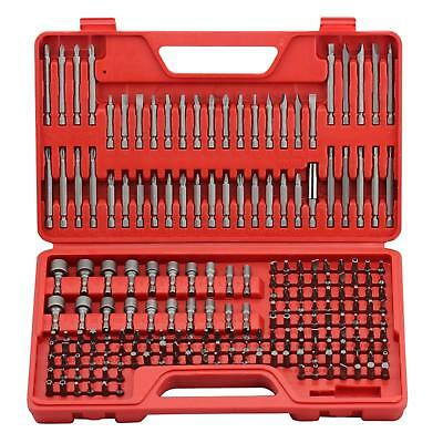 Craftsman 208 pc Ultimate Screwdriver Bit Set Torx Hex Security Slotted Phillips
