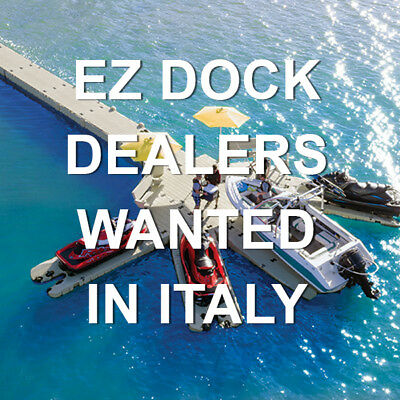 EZ Dock Dealers WANTED in Italy