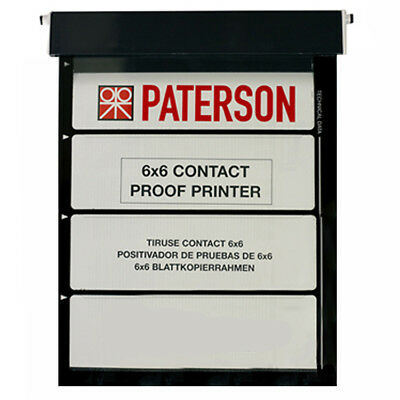 Paterson Contact Proof Printer - 120