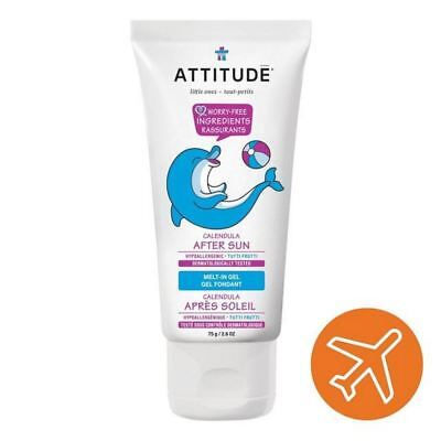 6x Attitude Little Ones After Sun Lotion Calendula 64ml