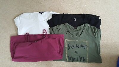 Bundle Of Maternity Tops Size 16