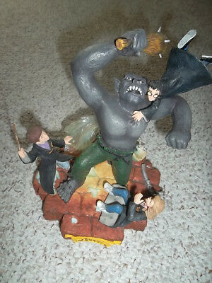 Harry Potter TROLL-Szene Master Piece Figur