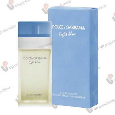 D&G DOLCE E GABBANA LIGHT BLUE POUR FEMME EDT VAPO SPRAY 50 ml