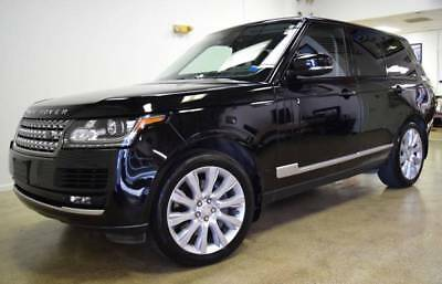 2014 Land Rover Range Rover Supercharged 4x4 4dr SUV 2014 Land Rover Range Rover Supercharged