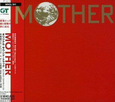 CD MUSIC OST Original Soundtrack Mother EarthBound