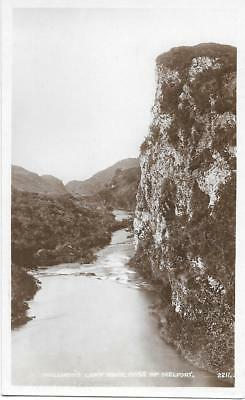 Pass Of Melfort,williams Leap,rp Postcard.